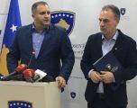 Bllokimi i dialogut i lë pa punë Shpend Ahmetin e Fatmir Limajn