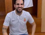 Zyrtare: Cesc Fabregas transferohet te Monaco