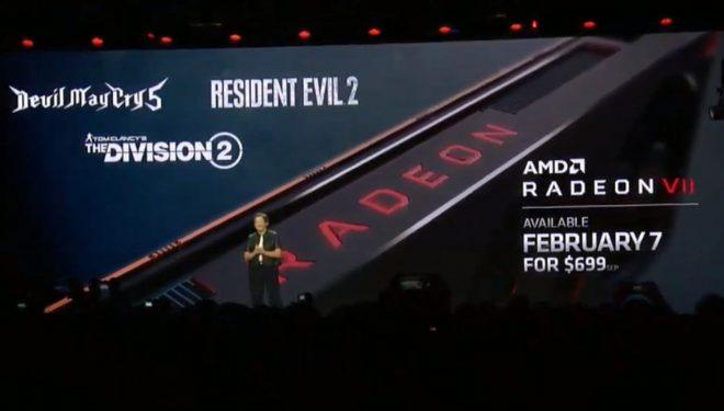 Radeon VII është karta e parë grafike 7-nanometër e AMD