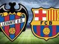 Levante – Barcelona, formacionet zyrtare