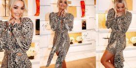 """Rita Ora lanson koleksionin e ri të këpucëve """"Giuseppe Zanotti"""""""