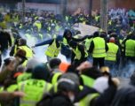 Vazhdojnë protestat në Paris