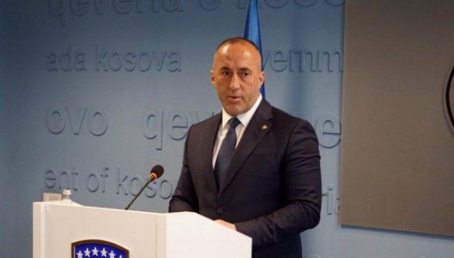 Haradinaj thotë kushdo që i mohon masakrat në Kosovë do të përgjigjet para drejtësisë