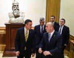 Taksa nuk hiqet, Thaçi e Veseli e sulmojnë Haradinajn në takim me David Hale