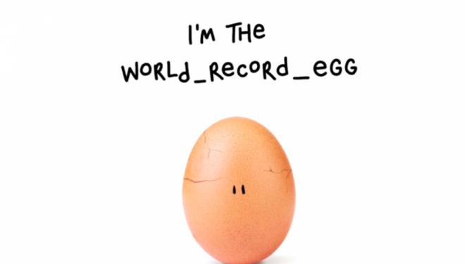 Zgjidhet misteri dhe zbulohet ideatori i llogarisë së vezës në Instagram, që u bë sensacion (Foto/Video)
