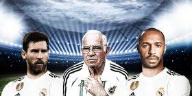Lorenzo Sanz zbulon nënshkrimet që nuk erdhën sa ishte president i Real Madridit – Aragones, Henry e Messi në krye të listës