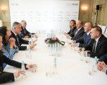 Haradinaj u takua me presidentin e Malit të Zi, Gjukanoviq