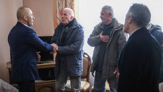 Haradinaj për ngushëllime tek familja Ajeti