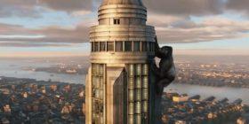 Riprodhohet në Kanada, me 60 kg çokollatë, një skenë e filmit King Kong (Video)
