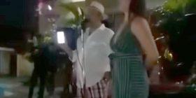 Burri organizon një festë, befason të gjithë – i njofton se e dashura e tij e kishte tradhtuar me mikun e tij më të mirë (Video)