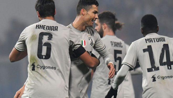 Sassuolo 0-3Juventus: Notat e lojtarëve, CR7 më i miri