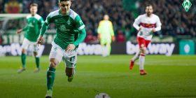 Rashica merr lëvdata për paraqitjen e tij në barazimin e Werder Bremen