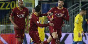 Frosinone 2-3 Roma, notat e lojtarëve