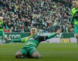 Forma e mirë dhe golat, Crystal Palace vihet pas Milot Rashicës