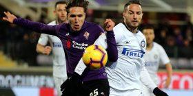 Drama mes Fiorentinas dhe Interit përfundon me barazim