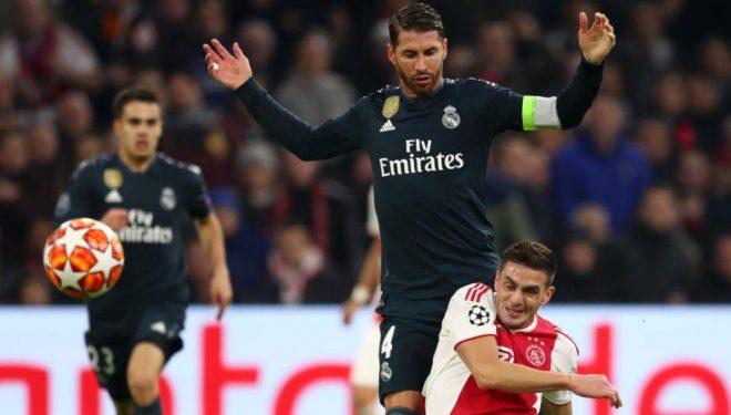 Ramos: Vuajtëm ndaj Ajaxit, tani radha e tyre të vuajë para tifozëve të Real Madridit
