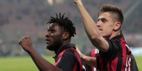 Milani fiton bindshëm ndaj Empolit, i afrohet Interit në një pikë