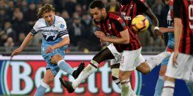 Lazio dhe Milani barazojnë, finalisti vendoset në San Siro