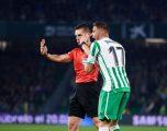 Joaquin shënon gol nga goditja e këndit në barazimin mes Real Betisit dhe Valencias