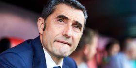 Valverde: Duhet patjetër të shënojmë gol, do të më pëlqente ta festonim kalimin në finale