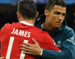 Ronaldo e do Jamesin te Juventusi