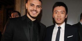 Presidenti i Interit, Zhang: Icardi nuk ka asnjë shans të bashkohet me Juventusin