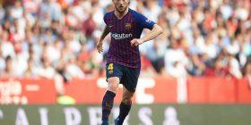Rakitic: Jam i kënaqur me interesimin e skuadrave të mëdha, por dua të mbetem te Barcelona