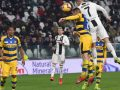 Juventusi ndalet në shtëpi, barazon me Parman