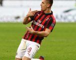 Piatek i mahnitur nga atmosfera si lojtar i Milanit