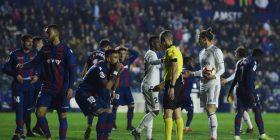 Notat e lojtarëve: Levante 1-2 Real Madrid, zhgënjen Nacho – vlerësim i ulët edhe për Bardhin