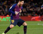 Messi arrin dy rekorde në ndeshjen ndaj Valencias