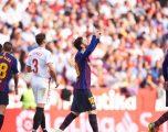 Notat e lojtarëve: Sevilla 2-4 Barcelona, shkëlqen Messi