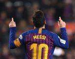Messi shpall Barçën kampion