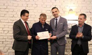 Lluka ndanë mirënjohje për minatorët e Trepçës