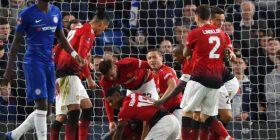 Unitedi eliminon Chelsean dhe kualifikohet në çerekfinale të Kupës FA
