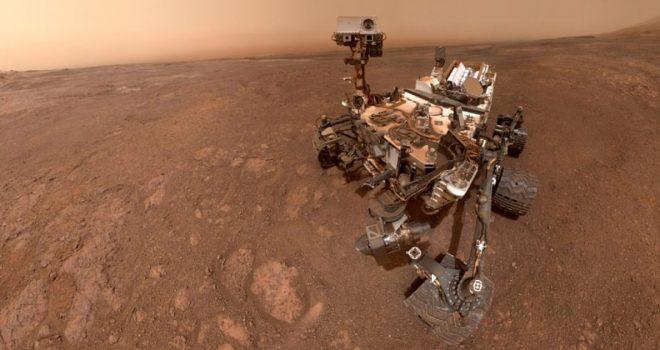 Marsi siç nuk është parë ndonjëherë: Pamjet në formatin 360 shkallë, të realizuara nga Curiosity (Video)