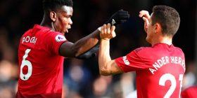 Notat e lojtarëve: Chelsea 0-2 Manchester United, shkëlqejnë Pogba dhe Herrera
