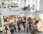 Qendrat e para tregtare që ofrojnë vetëm mallra të ricikluara (Foto)
