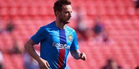PSG dhe Unitedi shtojnë konkurrencën për Rakiticin