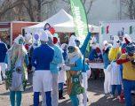 Rekord i ri në qytetin gjerman, për më së shumti njerëz të veshur si Smurfs (Foto)