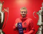 United nuk e fitonte këtë çmim që nga koha e Fergusonit, Solskjaer zgjidhet trajneri i muajit në Ligën Premier