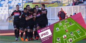 Formacioni më i mirë i javës së XIX në IPKO Superligë – Drita, Flamurtari dhe Feronikeli dominojnë