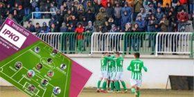 Formacioni më i mirë i javës së XIX në IPKO Superligë – dominojnë lojtarët e Feronikelit dhe Prishtinës