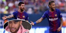 Neymar përlotet kur pyetet për Messin: Ishte gjithmonë aty për mua
