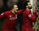 Liverpooli thyen rekordin e Leicesterit Cityt për fitimet brenda një sezone