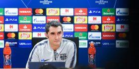 Valverde: Lyoni është skuadër e fortë, por ne jemi ekip sulmues