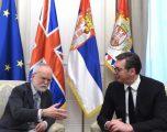 """Vuçiq i 'qahet' Britanisë për """"Trepçën"""", thotë se Serbisë iu konfiskua prona"""