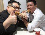 """""""Rodrigo Duterte dhe Kim Jong-un"""": Dy burrat që kanë habitur publikun në Hong Kong (Foto)"""