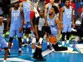 Spektakël në NBA Rising Stars, lojtarët e talentuar amerikan triumfojnë përballë të huajve