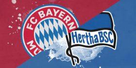 Bayerni përballet me Hertha Berlinin, formacionet zyrtare
